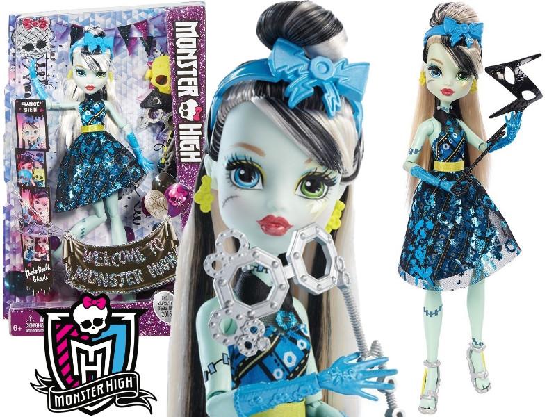 Monster High Dance the Fright Away™ - Frankie Stein™ Doll Френки Штейн Танец без страха