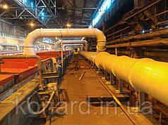 Производство воздуховодов из полипропилена