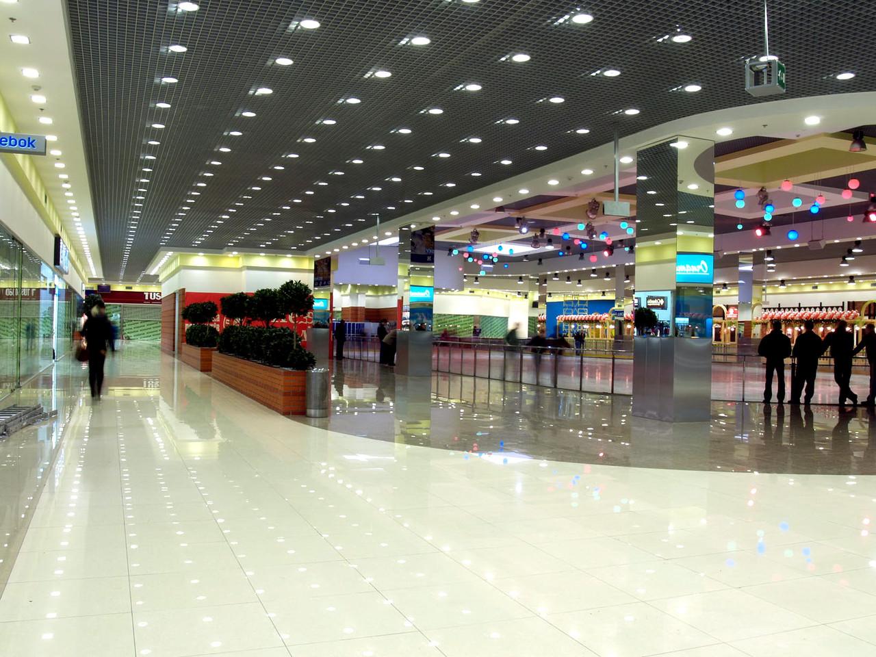 Проектирование торгово - развлекательных центров