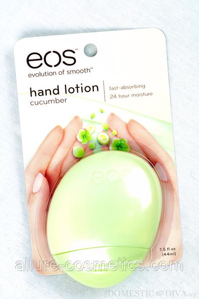 EOS лосьон для рук с огуречным ароматом