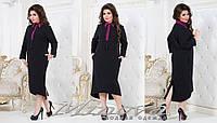 Платье большого размера от ТМ Minova новая коллекция ( р. 48-54 )