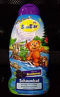 Пена детская для ванны SauBar Schaumbad, 500 ml