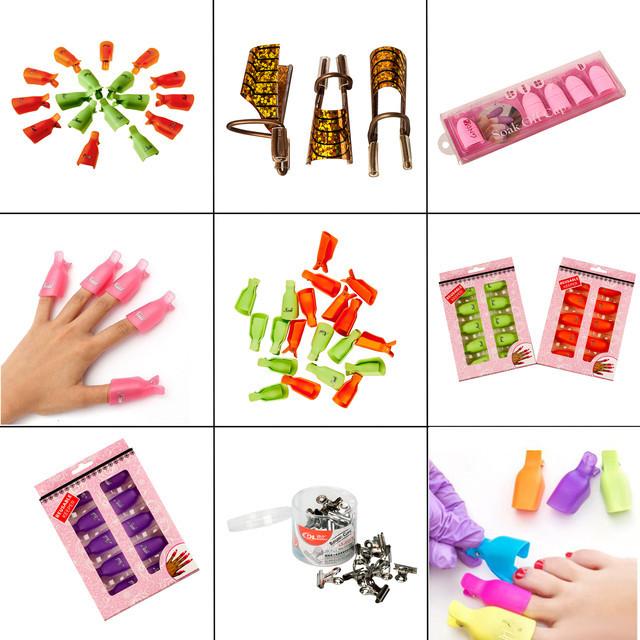 Зажимы для ногтей