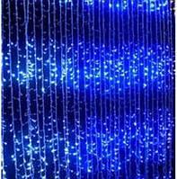 Гирлянда Водопад 3Х3м, 560 LED, цвет: синий