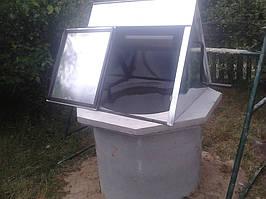 Копка колодца в Гатному. -1