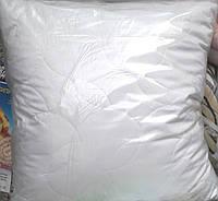 Подушка на холлофайбере на замке 50х70