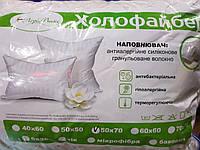 Качественная антибактериальная подушка 50*70.Холлофайбер.