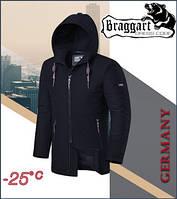 Куртка зимняя мужская Braggart Dress Code - 2066D черная