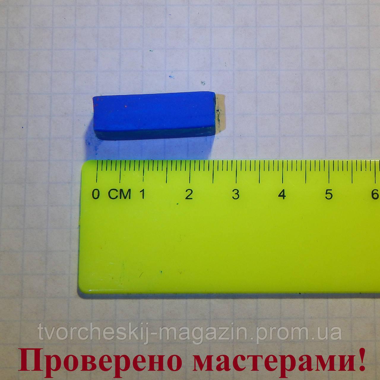 Пастель сухая мягкая MUNGYO 1/2 темно голубая