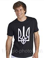 Футболка патріотична герб України трезуб