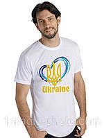 Футболка патріотична Love Ukraine