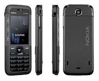 6a4b4e11e1e0 Мобильный телефон Nokia 5310 Xpress Music(оригинал) Black 860 мАч