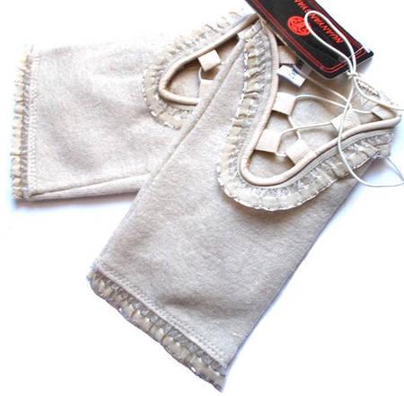 Митенки со шнуровкой Венгрия размер 6,5, 7,5, 8