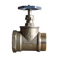 Вентиль пожарный латунный ДУ 25 мм