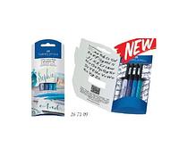 Набор для каллиграфии Faber-Castell 4 PITT Artist Pens Calligraphy set 267109