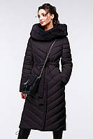 Элегантное женское  длинное пальто приталенного кроя 44-60