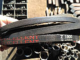 Приводний клиновий ремінь Z(0)-1900 Excellent, 1900 мм, фото 3