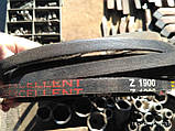 Приводний клиновий ремінь Z(0)-1900 Excellent, 1900 мм, фото 5