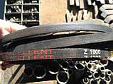 Приводний клиновий ремінь Z(0)-1900 Excellent, 1900 мм, фото 6