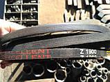 Приводний клиновий ремінь Z(0)-1900 Excellent, 1900 мм, фото 7