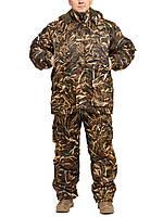 Зимний костюм Коричневый камыш , -30 С для охоты и рыбалки.