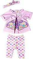 """Набор одежды """"Бабочка""""для куклы Baby Born (823545)***"""