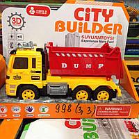 Детская игрушка КамАЗ 998а