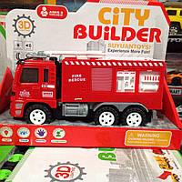 Детская пожарная машина 998в