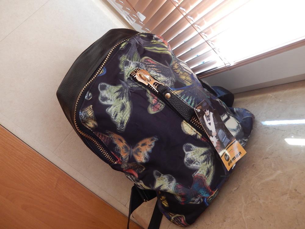 Рюкзак с 3D принтом