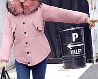 Женская куртка Аsymmetry СС7823