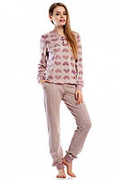 Пижама теплая ELLEN 099/001, фото 1