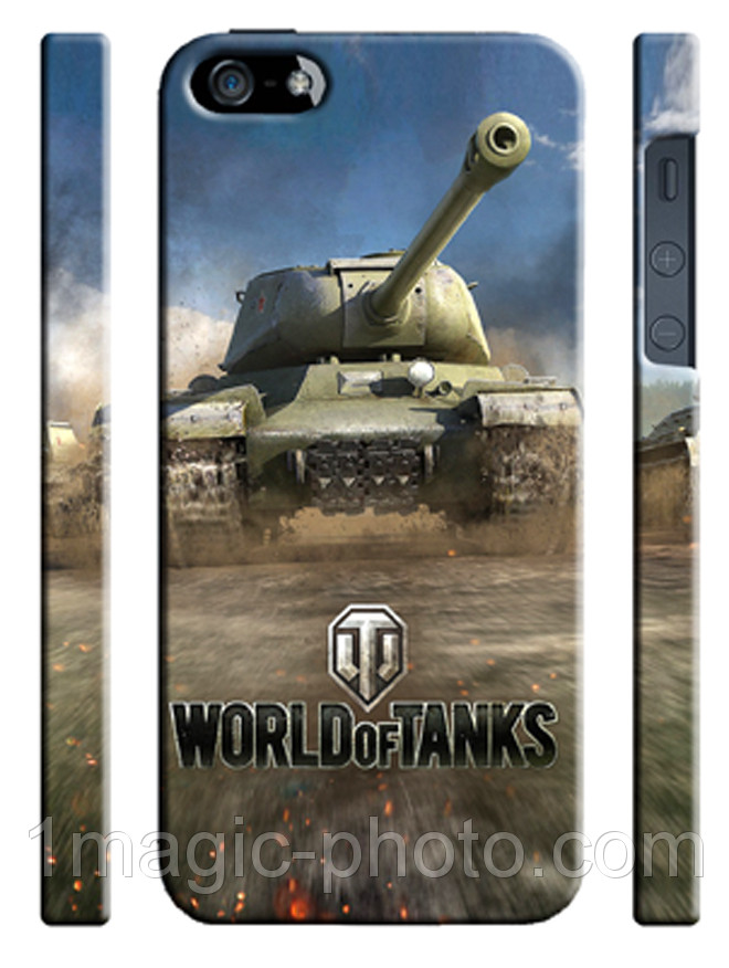 Чехол world of tanks на айфон 5
