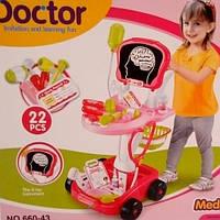Набор доктора для девочки 660-43