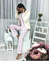Трикотажная женская пижамка