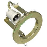 Світильник точковий R80 золото LUMEN (продажная цена 25,00)