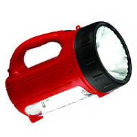 Ліхтар WT296  PL7W+15W JC 6v 4.5AH червоний