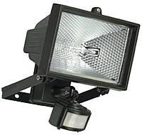 Прожектор WATC WT372  500W чорний с датч.