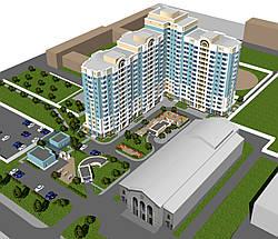 Проектування багатоквартирних житлових будинків