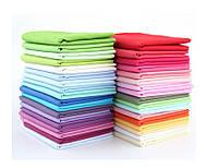 Набор тканей (Ткань) разноцветных для Пэчворка 50x40 см 35 шт