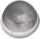 """Світильник настінний """"Кільце"""" білий під КЛЛ або лон 40вт (уп. 2 шт)"""