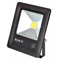 Прожектор WATC WT379 10W 4100К LED чорний IP65