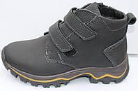 Ботинки зимние детские на липучках, детская зимняя обувь от производителя модель СЛ386-01, фото 1