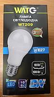 Лампа светодиодная WATC WT209/D E27 4000K 10W