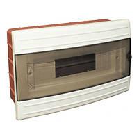 Щиток под автоматы Luxel внутренний на 12 шт (8012)