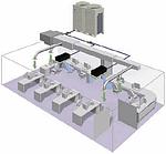 Системы вентиляции и дымоходы