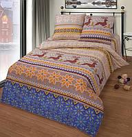 Комплект постельного белья Норвежская сказка (бязь, 100% хлопок)