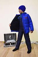 Детский зимний костюм на мальчика