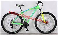 Горный подростковый велосипед 24 дюйма Flash 15рама