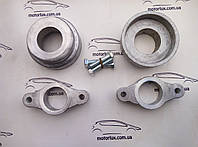 Проставки Hyundai Azera (Grandeur) / Хюндай Азера (Grandeur) 2005-2010 для поднятия клиренса задяя ось