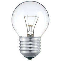 Лампа ДШ Іскра НОВА 230В 25Вт Е14 проз  (уп. 10шт)